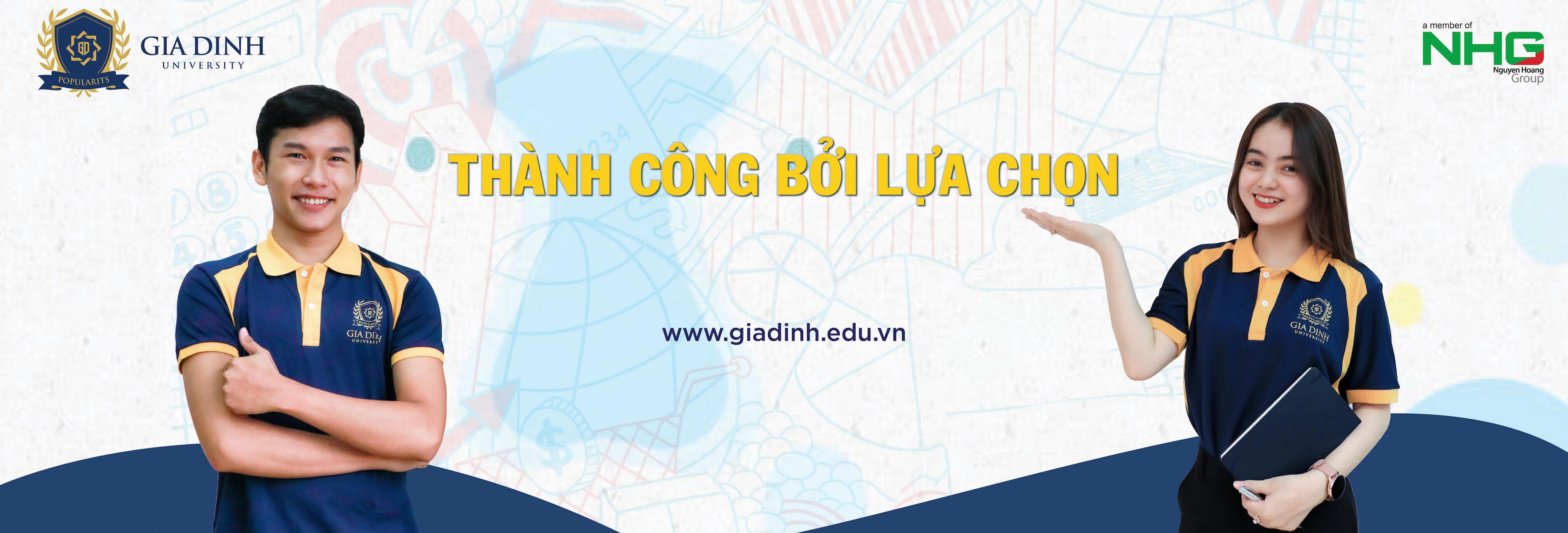 Tuyển sinh 2020 - Đại học Gia Định