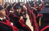 Tân cử nhân, tân kỹ sư trong lễ tốt nghiệp năm 2018